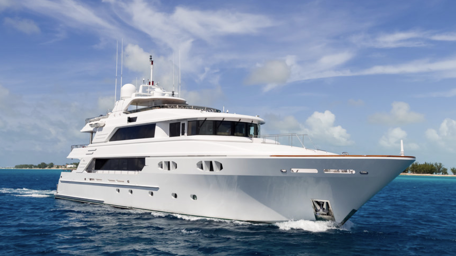 Far From It Yacht for Charter - IYC