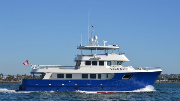 Heaven's Gate Yacht for Sale - IYC