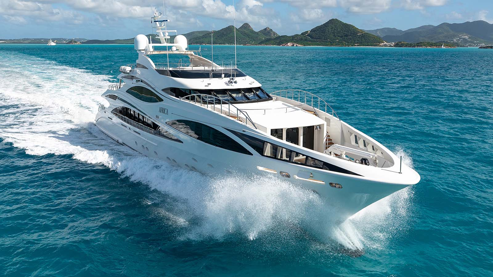 AFRICA I Yacht for Charter - IYC