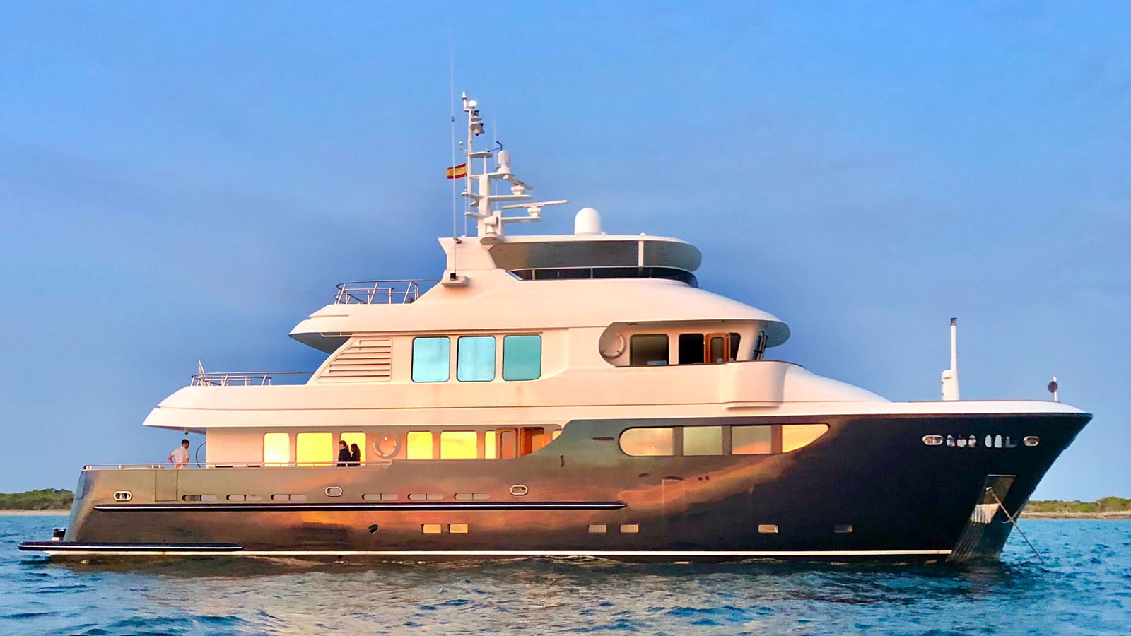 BALTIC SEA Yacht for Charter - IYC