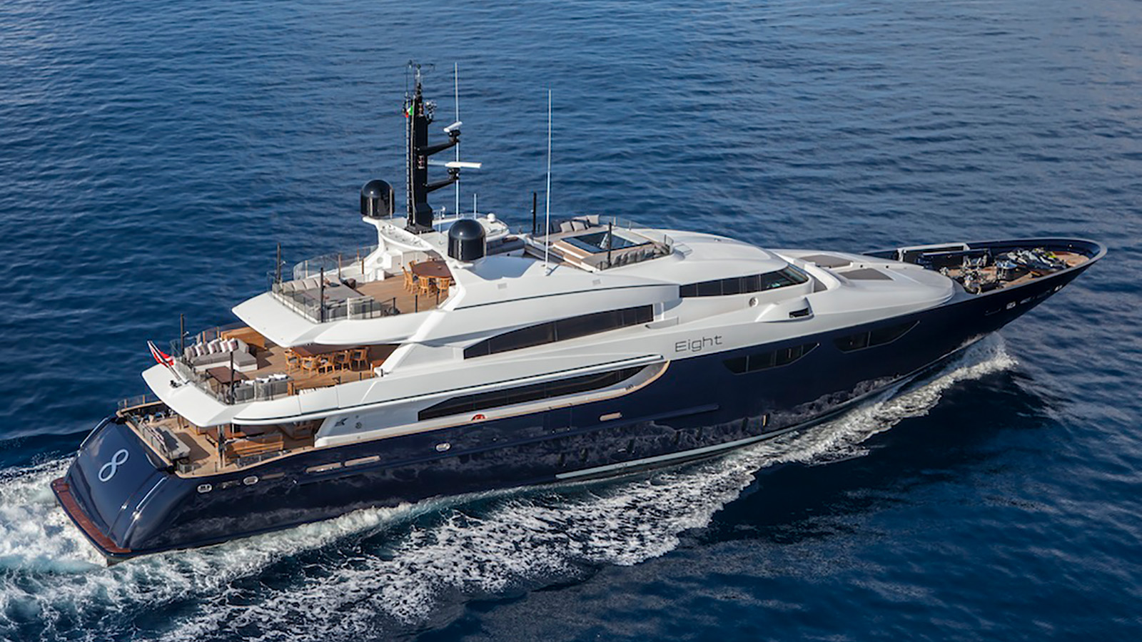 Eight Yacht for Sale - IYC