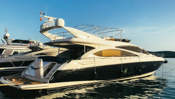 Bella I Yacht for Sale - IYC