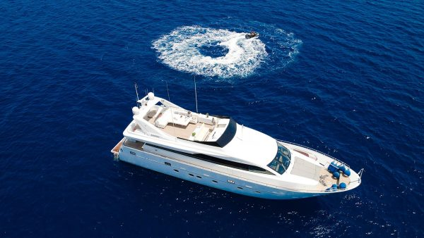 SALINA Yacht for Sale - IYC