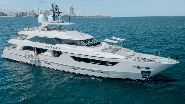RUSCELLO Yacht for Sale - IYC