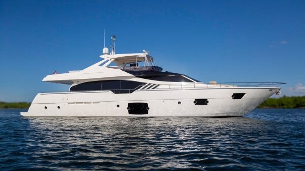 TRUE Yacht for Sale - IYC
