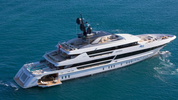 Lady Lena Yacht for Charter - IYC