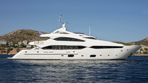 Pathos Yacht for Charter