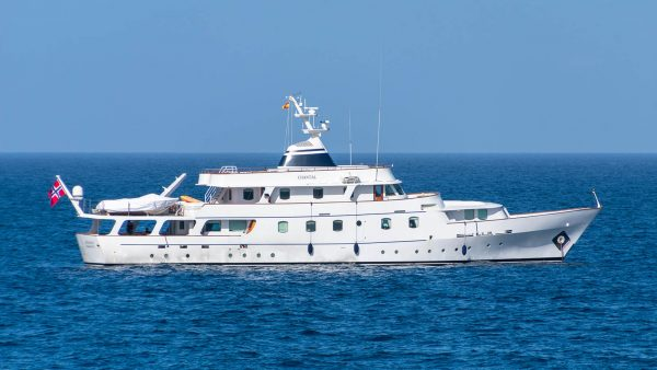 Chantal Yacht for Charter - IYC