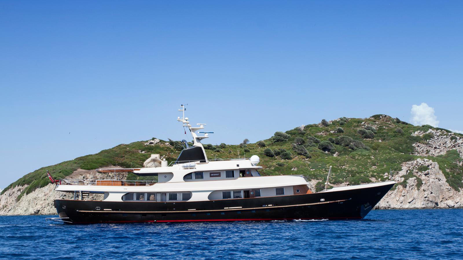 Meserret Yacht for Charter - IYC