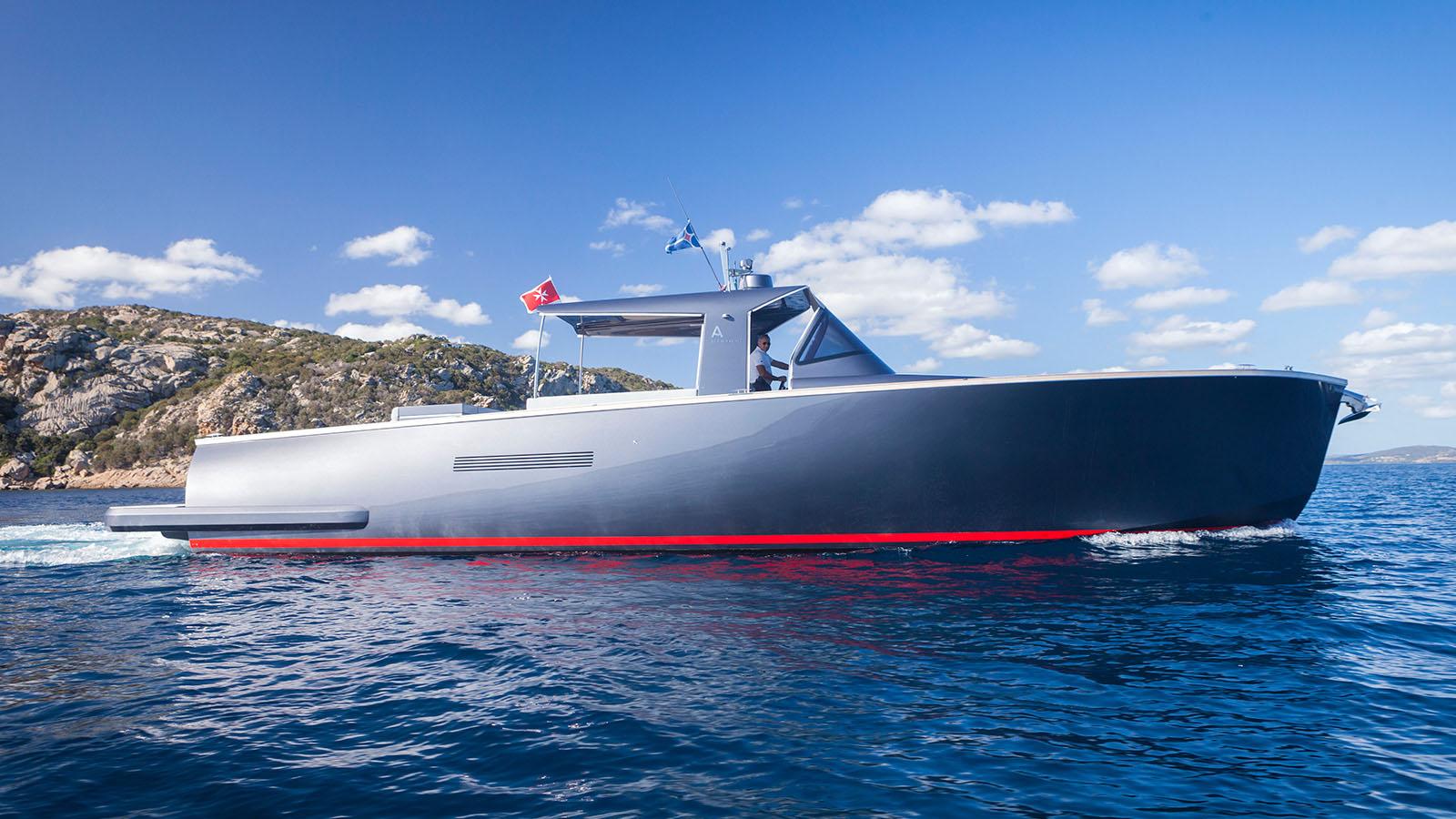 Sabbia Yacht for Sale - IYC