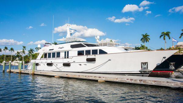 Viaggio -yacht Charter
