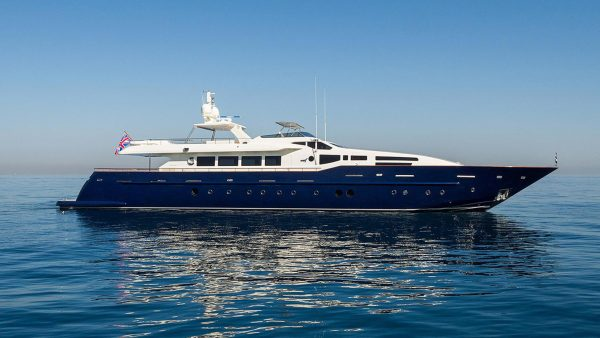 Condor A Yacht for Charter - IYC