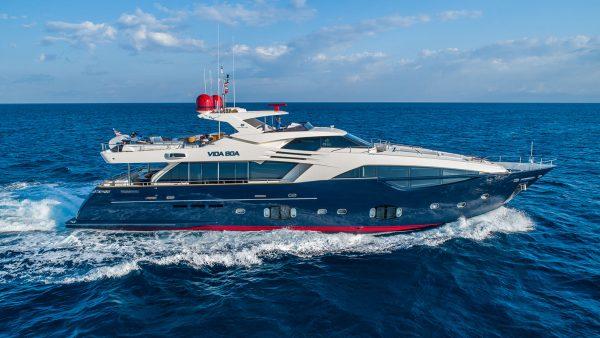 Vida Boa Yacht for Charter - IYC