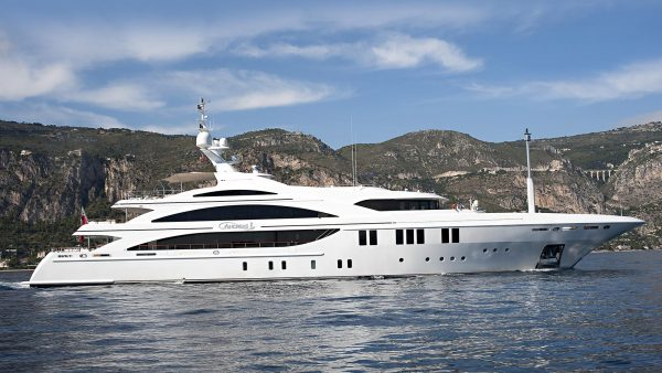 ANDREAS L Yacht for Charter - IYC