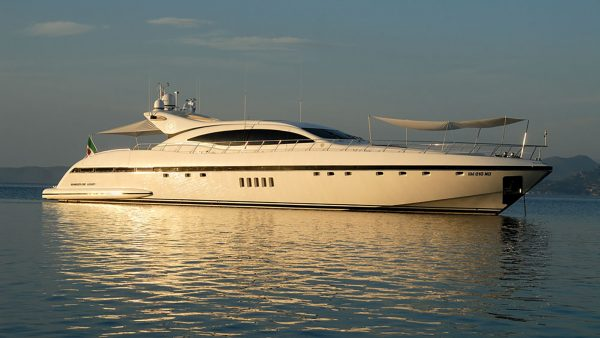 ARES Yacht for Sale - IYC