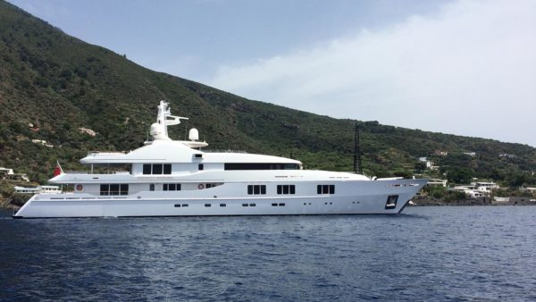 BARAKA Yacht for Sale - IYC