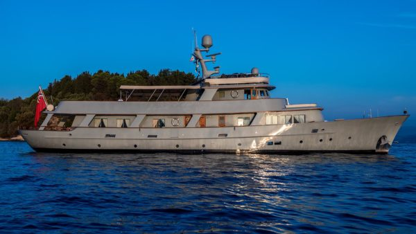 WALANKA Yacht for Sale - IYC