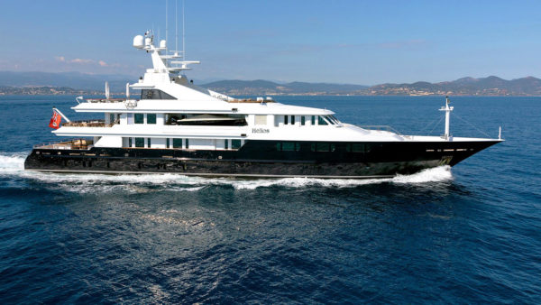 HELIOS Yacht for Charter - IYC