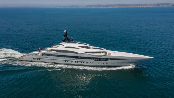TATIANA Yacht for Charter - IYC