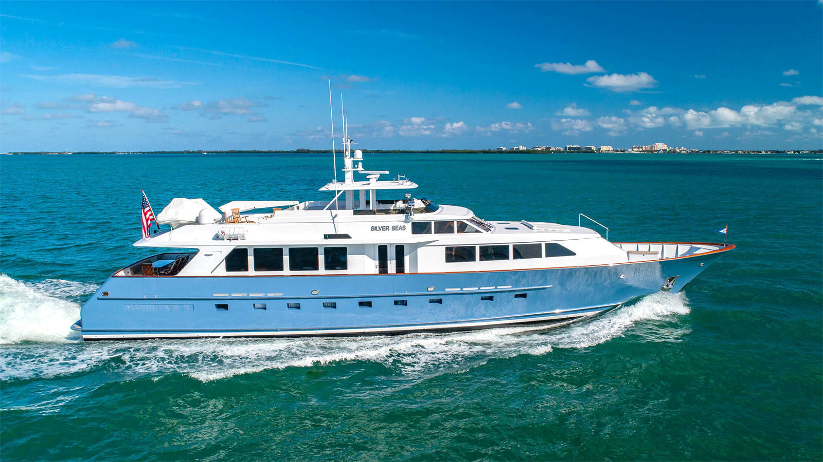 SILVER SEAS Yacht for Charter - IYC