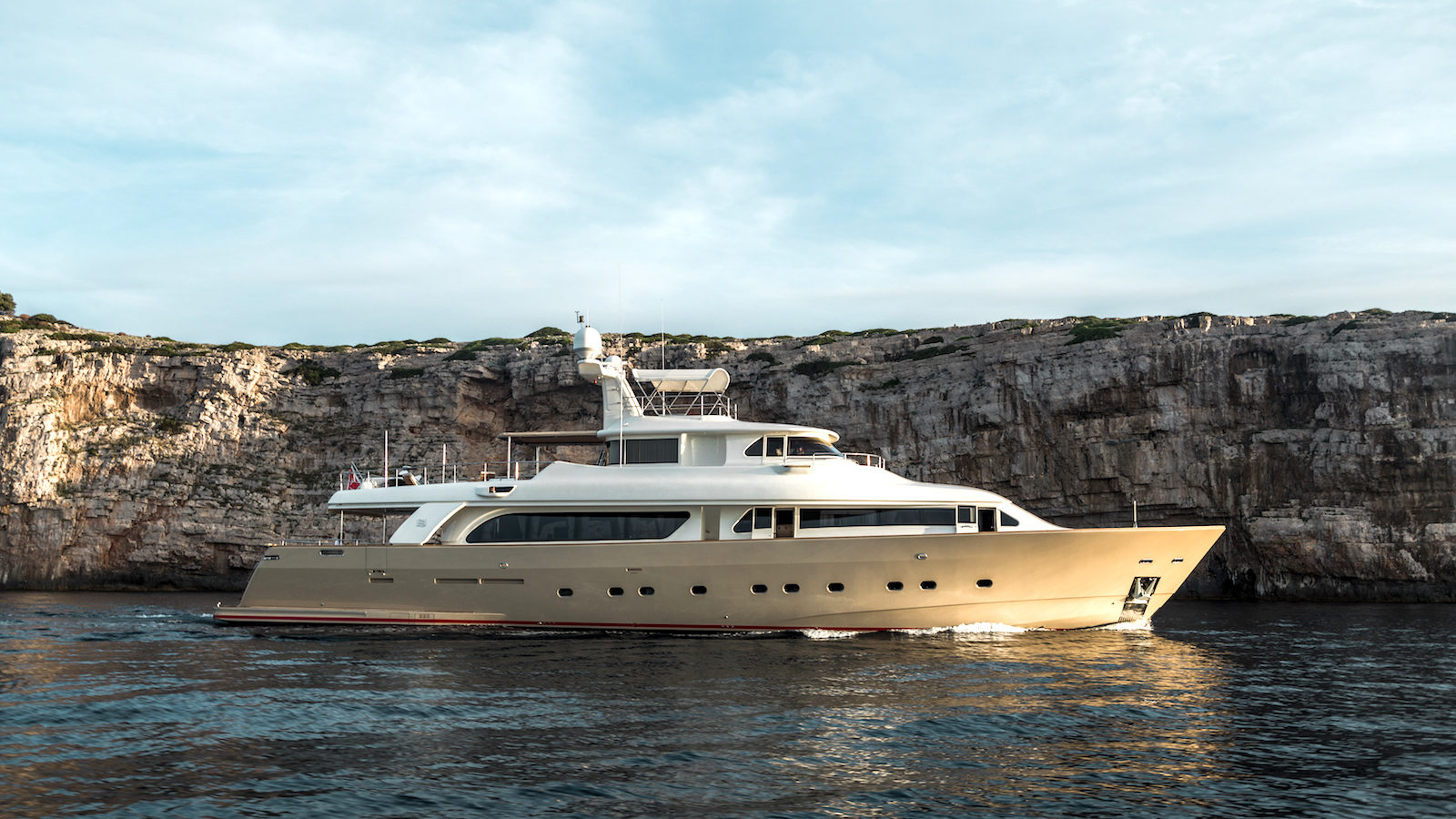 IMAGINE Yacht for Sale - IYC