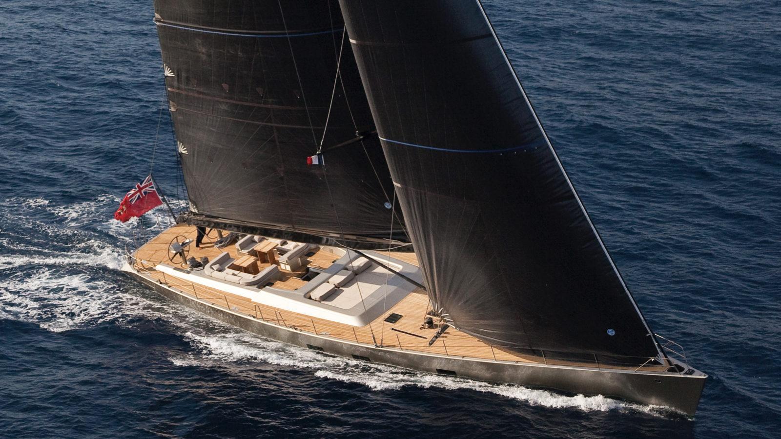 DARK SHADOW Yacht for Sale - IYC