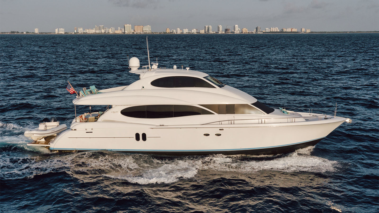 KEMOSABE Yacht for Sale - IYC