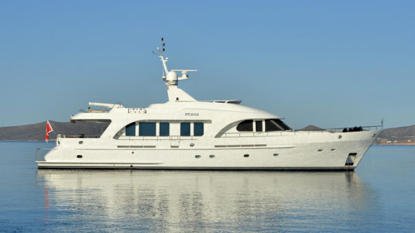 PRANA Yacht for Sale - IYC