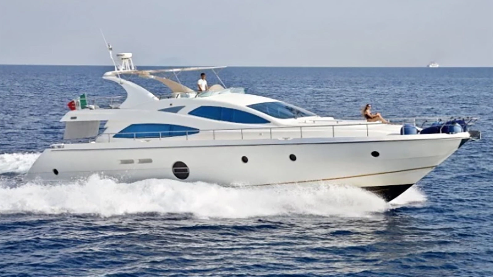 JULY Yacht for Sale - IYC