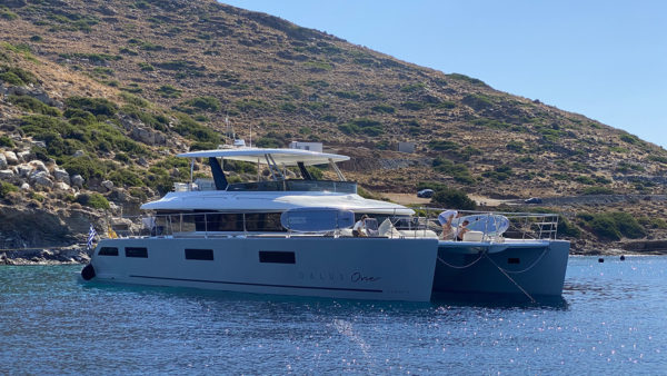 GALUX ONE Yacht for Charter - IYC