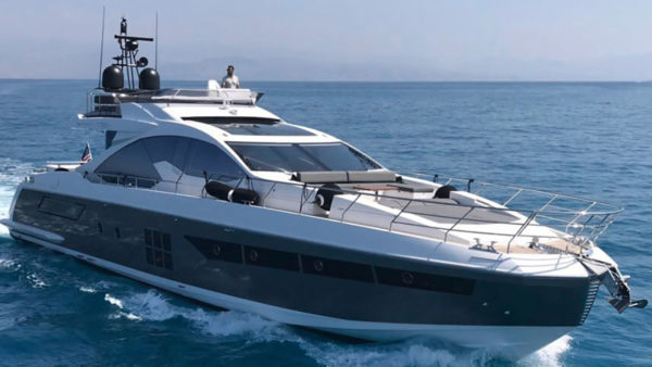 MAKANI Yacht for Sale - IYC