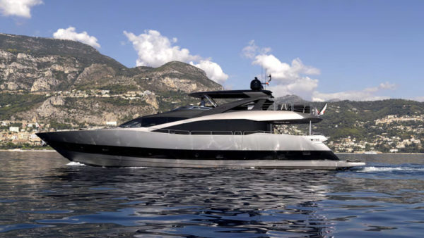 MIRKA Yacht for Sale - IYC
